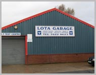 Lota garage Coventry - for MOT and Servicing