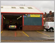 Lota garage Coventry - for MOT and Servicing, Diagnostics, A/C re-gas